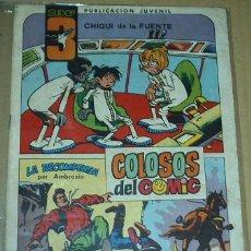 Tebeos: SUPER 3 - SUPER TRES Nº 9 - VALENCIANA 1983 - - ORIGINAL - LEER. Lote 53147508
