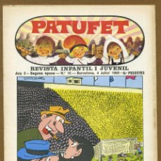 Tebeos: PATUFET Nº 16 - 1969. Lote 53167368