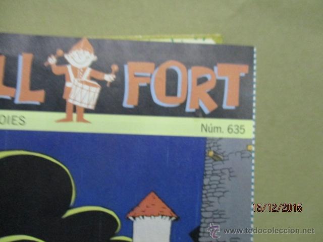 Tebeos: Tomo de Cavall Fort del 635 al 658 - Foto 4 - 53371026