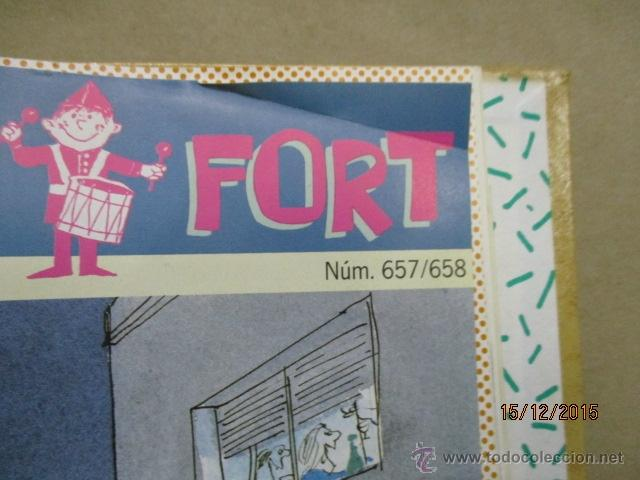 Tebeos: Tomo de Cavall Fort del 635 al 658 - Foto 6 - 53371026