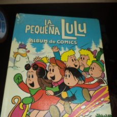 Tebeos: LA PEQUEÑA LULU.ED.PARRAMÓN.ALBUM DE COMICS Nº2.1984.TAPA DURA.. Lote 53494313