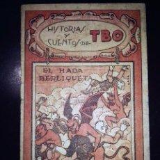 Tebeos: HISTORIAS Y CUENTOS TBO: Nº10. Lote 53669349