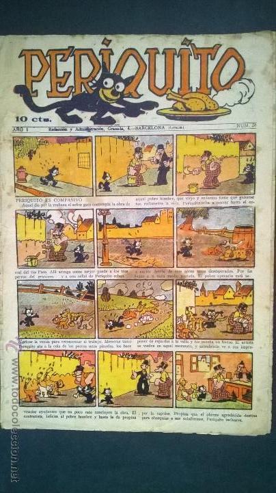 PERIQUITO NUM 28 (Tebeos y Comics - Tebeos Clásicos (Hasta 1.939))