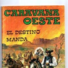 Tebeos: Nº 0 CARAVANA OESTE. EDICIONES VILMAR,S.A. BARCELONA 1971-1981. Lote 54549251
