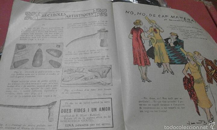 Tebeos: En Patufet - Any XXX - N. 1527 - 1933 - Foto 2 - 54593160