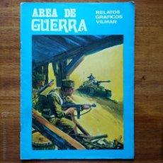 Tebeos: TEBEO, AREA DE GUERRA, NUMERO 14, VILMAR. Lote 54718591