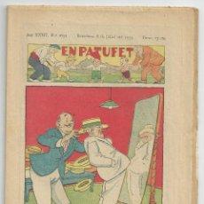 Tebeos: EN PATUFET Nº 1631 - 25 JULIOL 1935. Lote 54730538