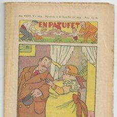 Tebeos: EN PATUFET Nº 1653 - 7 DESEMBRE 1935. Lote 54730577