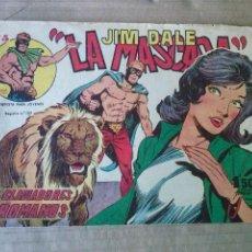 Tebeos: JIM DALE - LA MASCARA Nº 5 - CREO- ORIGINAL , TA. Lote 54808658