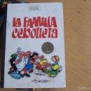 Tebeos: RBA COLECCIÓN HUMOR, LA FAMILIA CEBOLLETA, ED. COLECCIONISTA DE VÁZQUEZ.. Lote 55711379