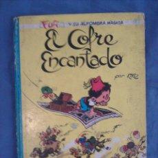 Tebeos: FUFI Y SU ALFOMBRA MÁGICA - EL COFRE ENCANTADO -. Lote 55985675