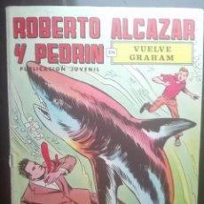 Tebeos: ROBERTO ALCAZAR Y PEDRIN AÑO 1976 ED. EDIVAL . Lote 56250006