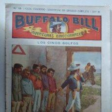 Tebeos: BUFFALO BILL, AVENTURAS EMOCIONANTES. Lote 56358331