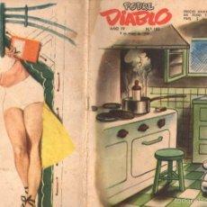 Tebeos: POBRE DIABLO Nº 183 (1949) TEBEO DE ARGENTINA. Lote 56464074