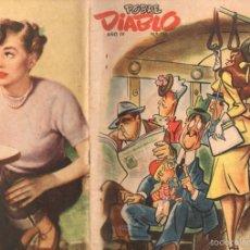 Tebeos: POBRE DIABLO Nº186 (1949) TEBEO DE ARGENTINA. Lote 56464142