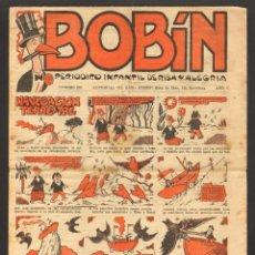 Tebeos: TEBEOS-COMICS CANDY - BOBIN - Nº 216 - EL GATO NEGRO 1930 * *UU99. Lote 56483236