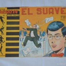 Tebeos: COLECCIÓN DRIBLIN - EL AS DEL BALÓN - EL SUAVE - NÚMERO 8 - 1961 - LITOGRAFIA BELKROM. Lote 57090990
