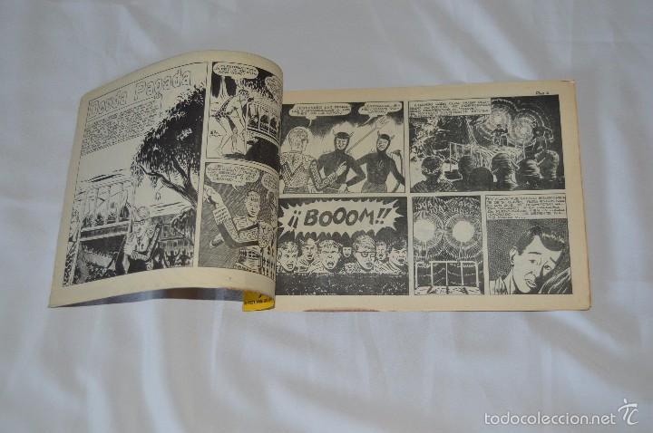 Tebeos: Colección DRIBLIN - El As del Balón - DEUDA PAGADA - NÚMERO 4 - 1961 - Litografia BELKROM - Foto 3 - 57091231