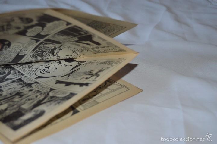 Tebeos: Colección DRIBLIN - El As del Balón - DEUDA PAGADA - NÚMERO 4 - 1961 - Litografia BELKROM - Foto 4 - 57091231