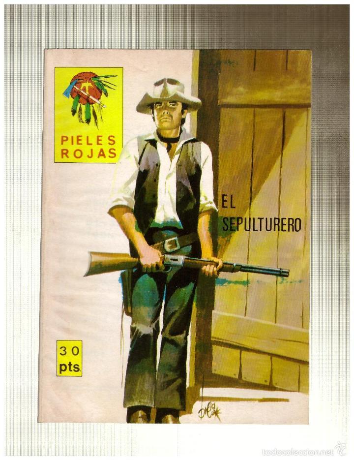 PIELES ROJAS Nº 249. EDITORIAL VILMAR (50 PÁGINAS) (Tebeos y Comics - Tebeos Otras Editoriales Clásicas)