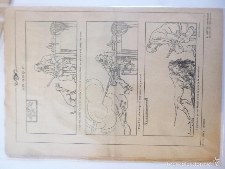 Tebeos: REVISTA MONDIAL HUMOR NºS 7 A 44 (FIN). COMPLETA A FALTA DE LOS NºS 1 A 6. BAGUÑA Y CORNET, 1912 - Foto 13 - 57326830