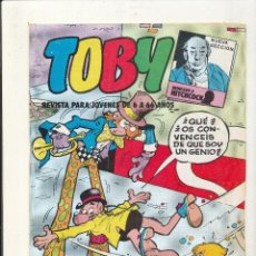 Tebeos: TOBY Nº 9. VALENCIANA.. Lote 57369944