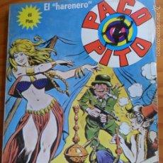 Tebeos: PACO PITO Nº 12 - TOMO 130 PGNAS- ED. ELVIBERIA 1977. . Lote 57416654