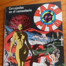 Tebeos: PACO PITO Nº 14 - TOMO 130 PGNAS- ED. ELVIBERIA 1977. . Lote 57416662