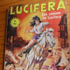 Tebeos: LUCIFERA Nº 14 - TOMO 130 PGNAS- ED. ELVIBERIA 1977. . Lote 57416672