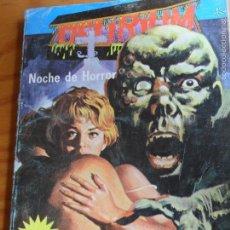 Tebeos: DELIRIUM, Nº 2 - TOMO 130 PGNAS- ED. ELVIBERIA 1977. . Lote 135078361