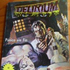 Tebeos: DELIRIUM, Nº 3 - TOMO 130 PGNAS- ED. ELVIBERIA 1977. . Lote 57417332