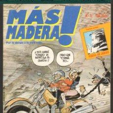 Tebeos: TEBEOS-COMICS CANDY - MAS MADERA - Nº 5 - ED. BRUGUERA - *AA99. Lote 57418411