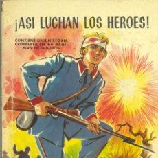 Tebeos: CANGURITO Nº7. EDITORIAL MATEU, 1962. CONTRAPORTADA: ISLA DEL TESORO. FLEETWAY GUERRA SECESIÓN. Lote 57442635