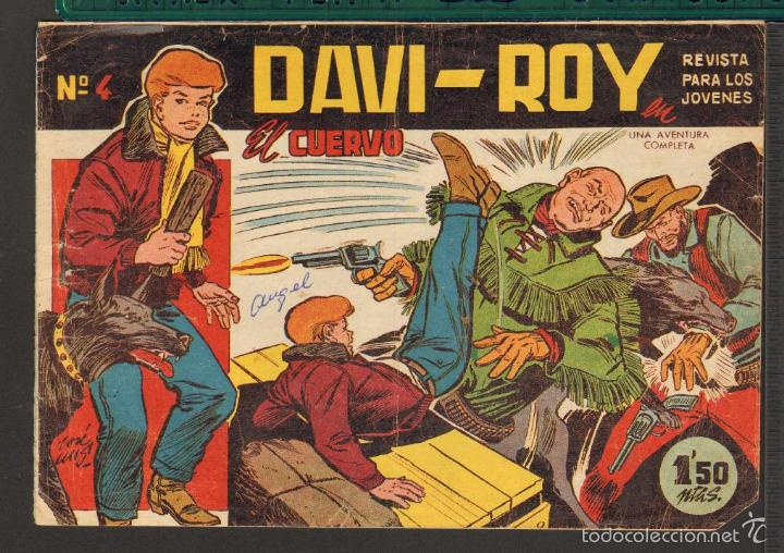Tebeos: TEBEOS-COMICS CANDY - DAVI ROY- COMPLETA - CREO 1959 - COMPLETA - JOSE LUIS -OFERTA *XX99 - Foto 4 - 57518859