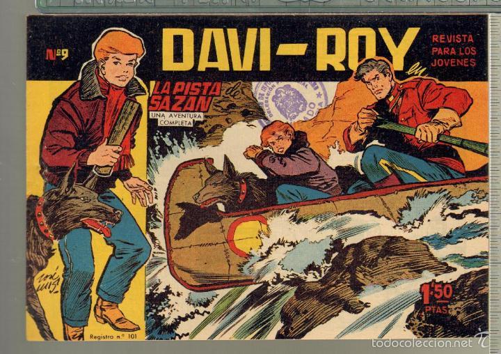 Tebeos: TEBEOS-COMICS CANDY - DAVI ROY- COMPLETA - CREO 1959 - COMPLETA - JOSE LUIS -OFERTA *XX99 - Foto 9 - 57518859