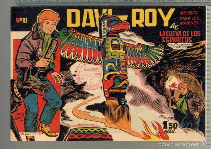Tebeos: TEBEOS-COMICS CANDY - DAVI ROY- COMPLETA - CREO 1959 - COMPLETA - JOSE LUIS -OFERTA *XX99 - Foto 10 - 57518859