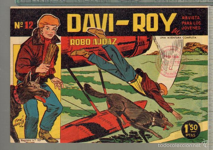 Tebeos: TEBEOS-COMICS CANDY - DAVI ROY- COMPLETA - CREO 1959 - COMPLETA - JOSE LUIS -OFERTA *XX99 - Foto 12 - 57518859