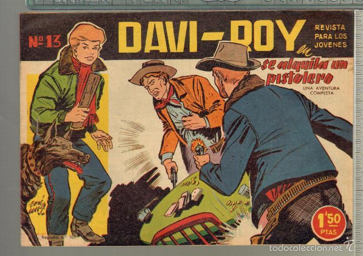 Tebeos: TEBEOS-COMICS CANDY - DAVI ROY- COMPLETA - CREO 1959 - COMPLETA - JOSE LUIS -OFERTA *XX99 - Foto 13 - 57518859