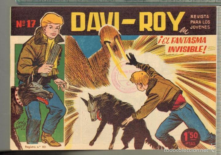 Tebeos: TEBEOS-COMICS CANDY - DAVI ROY- COMPLETA - CREO 1959 - COMPLETA - JOSE LUIS -OFERTA *XX99 - Foto 17 - 57518859