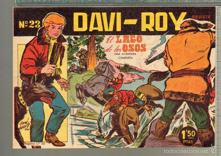 Tebeos: TEBEOS-COMICS CANDY - DAVI ROY- COMPLETA - CREO 1959 - COMPLETA - JOSE LUIS -OFERTA *XX99 - Foto 23 - 57518859