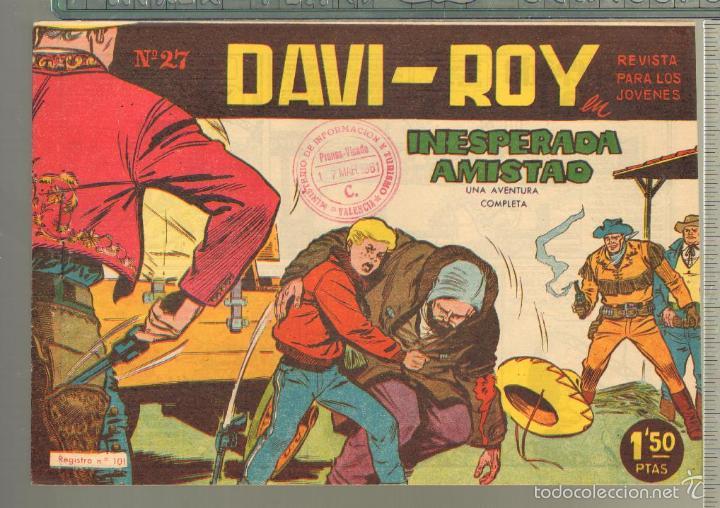 Tebeos: TEBEOS-COMICS CANDY - DAVI ROY- COMPLETA - CREO 1959 - COMPLETA - JOSE LUIS -OFERTA *XX99 - Foto 27 - 57518859