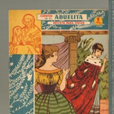Tebeos: TEBEOS-COMICS GOYO - CUENTOS DE LA ABUELITA - Nº 174 - 1955 - MUY DIFICIL *UU99. Lote 57632637