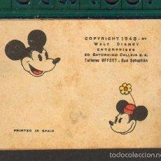 Tebeos: TEBEOS-COMICS CANDY - MICKEY - TOMO 29 SERIE 2 - CALLEJA - 1948 - RARO DE VER - *BB99. Lote 57822115