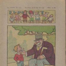 Tebeos: REVISTA EN PATUFET ANY XXXIV Nº 1731 BARCELONA 25 JUNY 1937. Lote 57902239