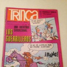 Tebeos: TRINCA REVISTA JUVENIL Nº 3. LOS GUERRILLEROS. DONCEL 1970. Lote 58415752