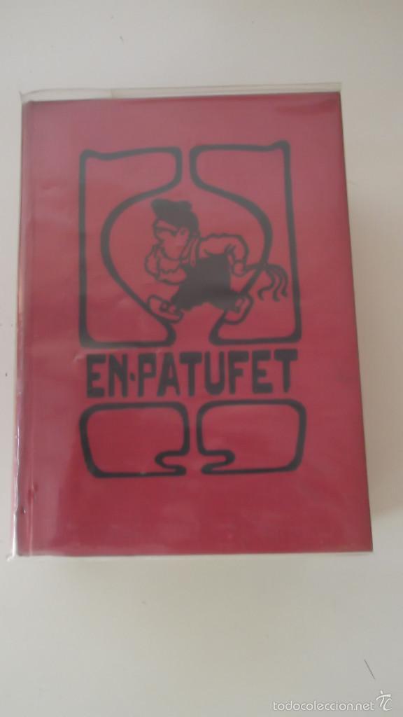 REVISTA PATUFET .- ATENCION 1930 ORIGINAL .- MUY BUEN ESTADO. FORRO DE PLÁSTICO (Tebeos y Comics - Tebeos Clásicos (Hasta 1.939))