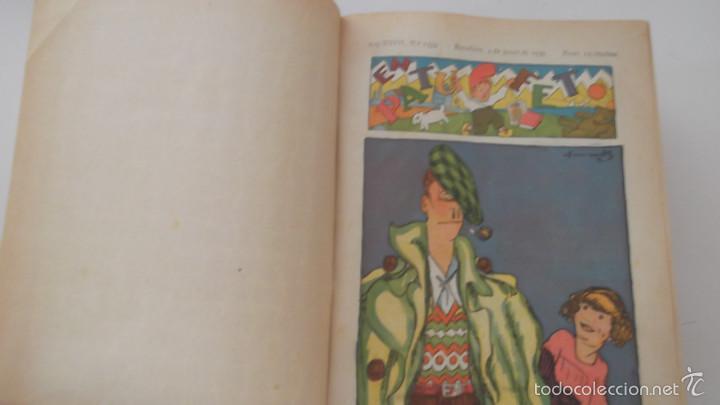 Tebeos: REVISTA PATUFET .- ATENCION 1930 ORIGINAL .- MUY BUEN ESTADO. FORRO DE PLÁSTICO - Foto 4 - 58454644