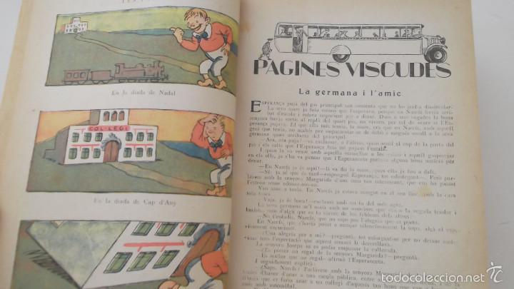 Tebeos: REVISTA PATUFET .- ATENCION 1930 ORIGINAL .- MUY BUEN ESTADO. FORRO DE PLÁSTICO - Foto 6 - 58454644
