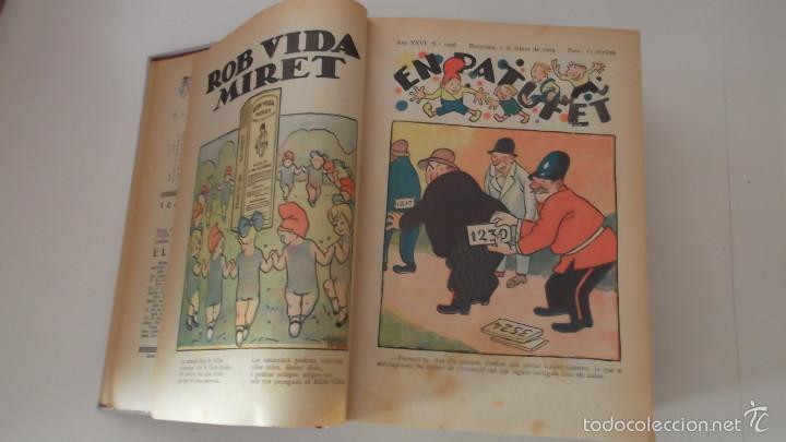 Tebeos: REVISTA PATUFET .- ATENCION 1929 ORIGINAL .- MUY BUEN ESTADO. FORRO DE PLÁSTICO - Foto 4 - 58454665