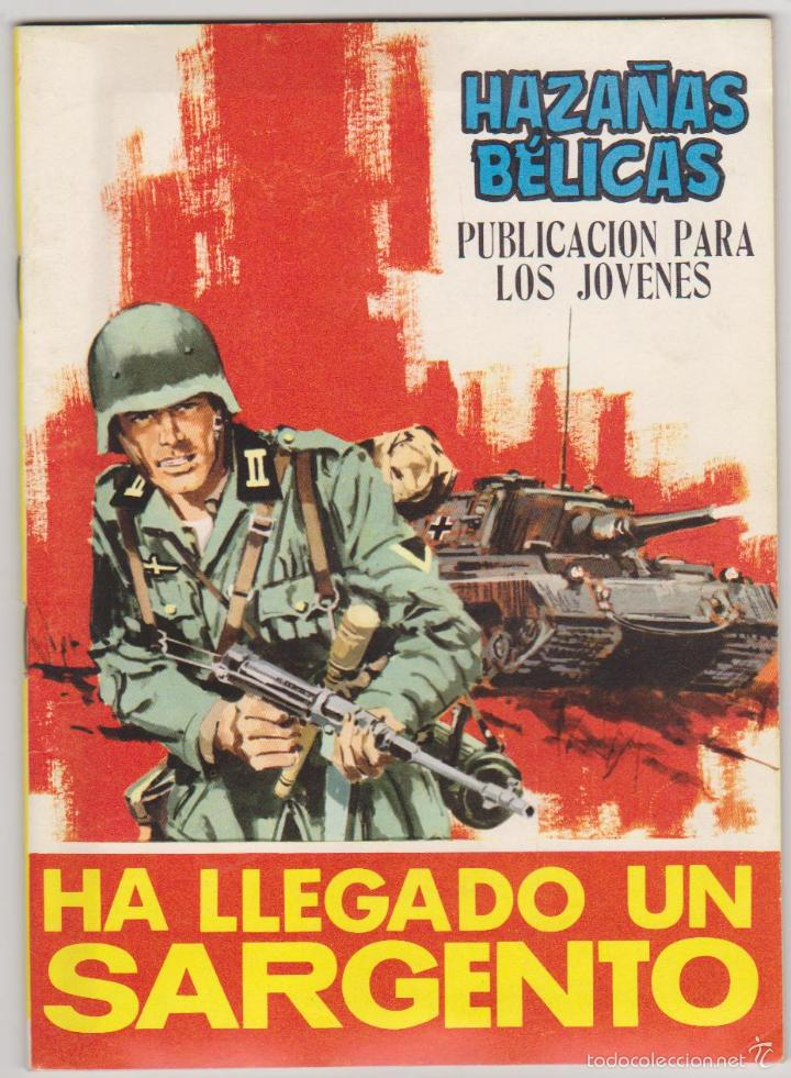 HAZAÑAS BÉLICAS Nº 172. TORAY. (21X15) 56 PÁGINAS. (Tebeos y Comics - Tebeos Otras Editoriales Clásicas)